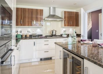 "Thumbnail 5 bed detached house for sale in ""Warwick"" at Charlton Park, Midsomer Norton, Radstock"