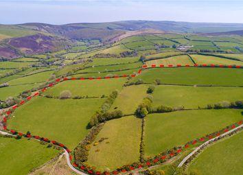 Thumbnail Land for sale in Lot 2 - Fellingscott Farm, Brendon, Lynton, Devon