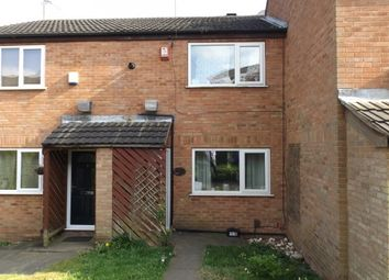 Thumbnail 2 bed terraced house to rent in Highgate Close, Carlton, Nottingham