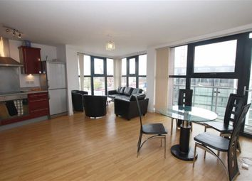 Thumbnail 3 bed flat to rent in Chapel Street, Salford