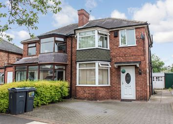 3 bed semi-detached house for sale in Ermington Crescent, Hodge Hill, Birmingham B36