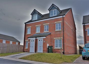 Thumbnail 3 bed semi-detached house for sale in Forrest Close, Bradford