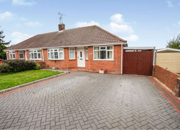 Severn Way, West End, Southampton SO30. 2 bed semi-detached bungalow for sale