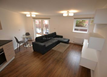 Thumbnail 1 bed flat to rent in Blackburn Street, Salford