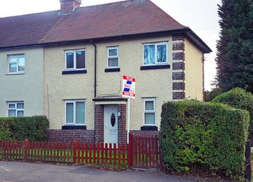 Thumbnail 2 bed semi-detached house to rent in Kitchener Avenue, Derby