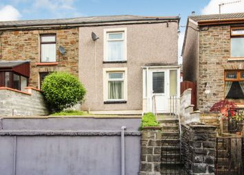 3 bed end terrace house for sale in Baglan Street, Treherbert, Treorchy CF42