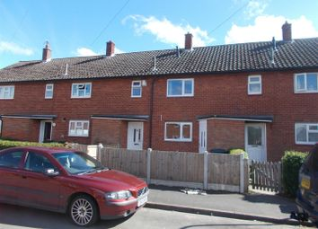 Thumbnail 3 bedroom terraced house for sale in Kynaston Road, Shrewsbury