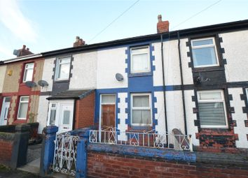 Thumbnail 2 bedroom terraced house for sale in Station Road, St. Helens, Merseyside