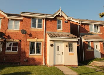 Thumbnail 3 bed terraced house for sale in Southmoor Close, Darlington