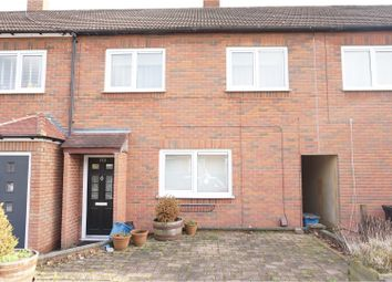 Thumbnail 2 bedroom terraced house for sale in Huntsman Road, Ilford