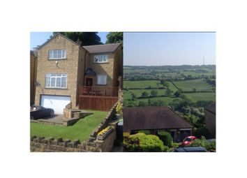 Thumbnail 4 bedroom detached house for sale in Whitley Road, Dewsbury, West Yorkshire