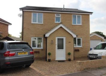 Thumbnail 4 bed detached house to rent in Colville Road, Lowestoft