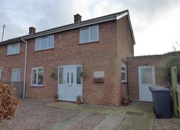 Thumbnail 2 bedroom semi-detached house for sale in Icknield Walk, Royston