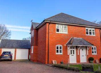 2 bed semi-detached house for sale in Brill Close, Alresford SO24