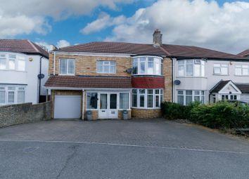 Arbuthnot Lane, Bexley, Kent DA5. 5 bed semi-detached house