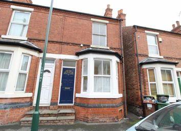 Thumbnail End terrace house for sale in Russell Road, Forest Fields, Nottingham