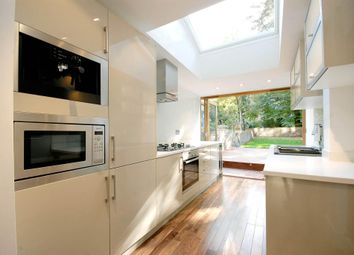 Thumbnail 3 bed maisonette to rent in Marylands Road, Maida Vale, London