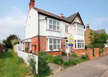 Thumbnail 2 bedroom semi-detached house for sale in Wynn Road, Tankerton, Whitstable