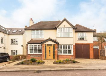 Thumbnail 5 bed detached house for sale in Grove Avenue, Harpenden, Hertfordshire