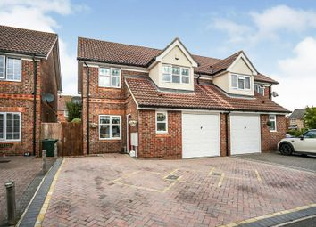 3 bed semi-detached house for sale in Chaffinch Drive, Kingsnorth, Ashford TN23