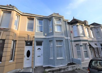 Thumbnail 3 bed terraced house for sale in St Aubyn Avenue, Keyham, Plymouth