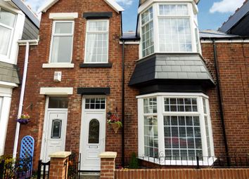 Thumbnail 3 bed terraced house for sale in Chatsworth Street, Sunderland