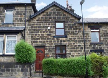 Thumbnail 2 bed terraced house to rent in Rose Terrace, Horsforth, Leeds, West Yorkshire
