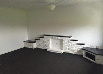 Thumbnail 3 bed flat to rent in Rennie Road, Kilsyth, North Lanarkshire