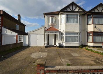 Eastern Avenue, Redbridge, Essex IG4. 3 bed semi-detached house for sale