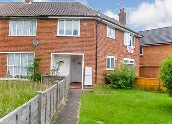 Thumbnail 1 bed maisonette for sale in Gilling Grove, Shard End, Birmingham