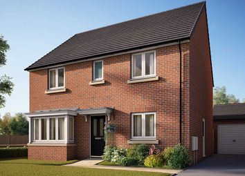 "Thumbnail 4 bedroom detached house for sale in ""The Pembroke"" at Poppy Drive, Sowerby, Thirsk"