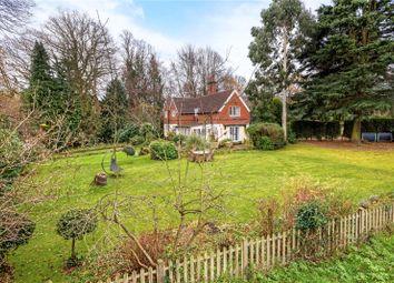 Thumbnail 5 bed detached house for sale in Copsem Lane, Esher, Surrey