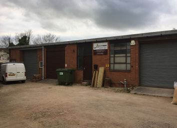 Thumbnail Commercial property to let in Unit B Astwood Bank Trading Estate, Redditch, Worcs