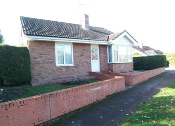 Thumbnail 2 bed detached bungalow for sale in Dukes Drive, Halesworth