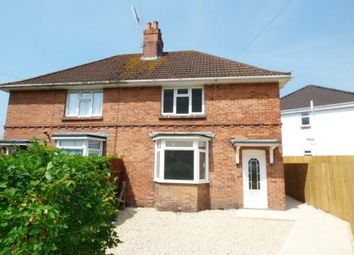 Thumbnail 2 bedroom semi-detached house for sale in Hamworthy, Poole, Dorset