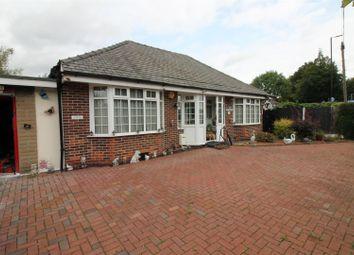 Thumbnail 3 bed detached bungalow for sale in Carrington Road, Flixton, Urmston, Manchester
