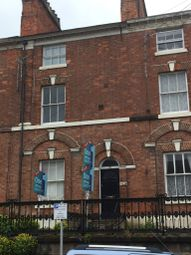 Thumbnail 1 bed flat to rent in Edward Street, Derby, Derbyshire