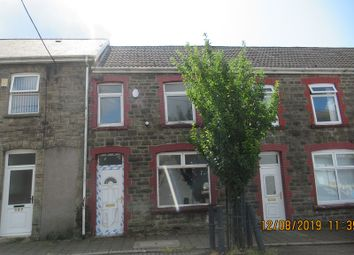 3 bed terraced house to rent in Caerau Road, Maesteg, Bridgend. CF34