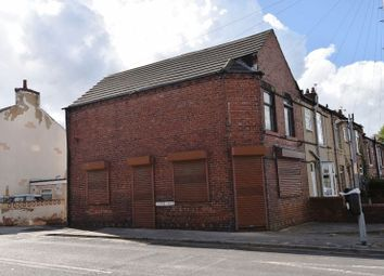 Thumbnail Commercial property for sale in Weeland Road, Sharlston Common, Wakefield