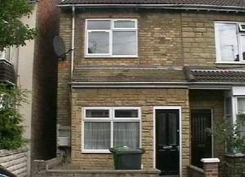 Thumbnail 3 bed terraced house to rent in Belsize Avenue, Woodston, Peterborough