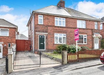 Thumbnail 3 bed semi-detached house for sale in Brookvale Avenue, Codnor, Ripley