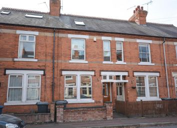 Thumbnail 3 bed terraced house for sale in Richmond Road, West Bridgford, Nottingham