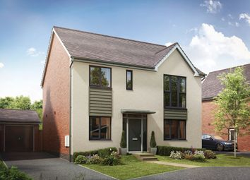 Thumbnail 4 bed detached house for sale in Plot 279 The Barlow, Bramshall Meadows, Bramshall, Uttoxeter