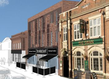 Thumbnail 1 bedroom flat for sale in Roth House, High Street, Brentwood