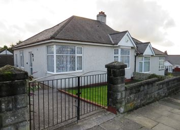 Thumbnail 2 bed detached bungalow for sale in Kenilworth Road, Beacon Park, Plymouth