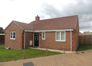 Thumbnail 3 bed detached bungalow for sale in Wimbledon Way, Downham Market