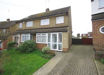 Thumbnail 3 bed semi-detached house for sale in Longmarsh View, Sutton At Hone