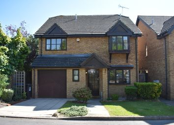 Thumbnail 4 bed detached house for sale in Westwick Place, Watford