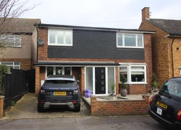 Thumbnail 3 bed detached house for sale in St Marys Road, West Cheshunt