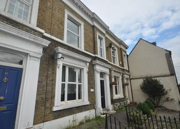 Thumbnail 3 bedroom terraced house to rent in West Hill, Dartford